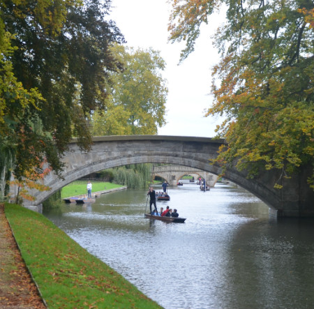 Cambridge: odkrywamy miasto uniwersyteckie