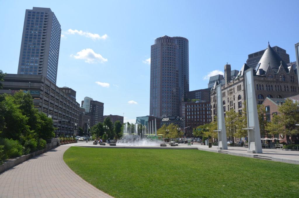 Centrum Bostonu