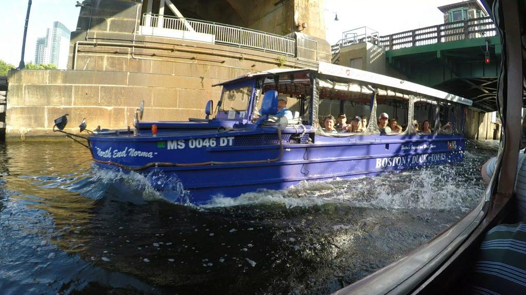 Duck Bus