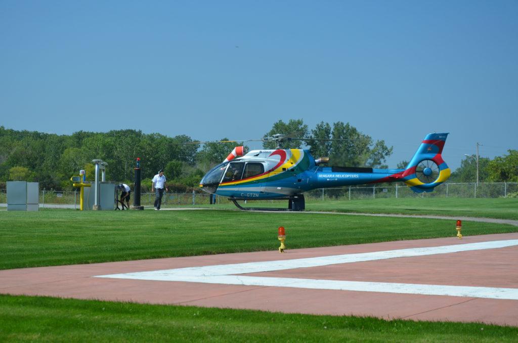 Helikopter Niagara