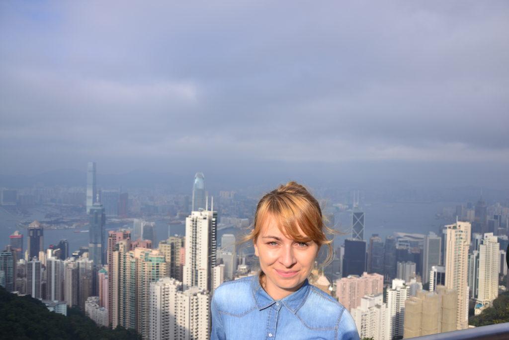 Hongkong Victoria Peak