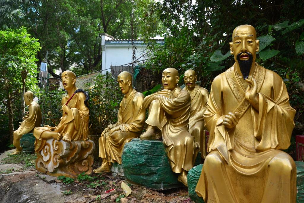 Klasztor 10 tysięcy Buddów