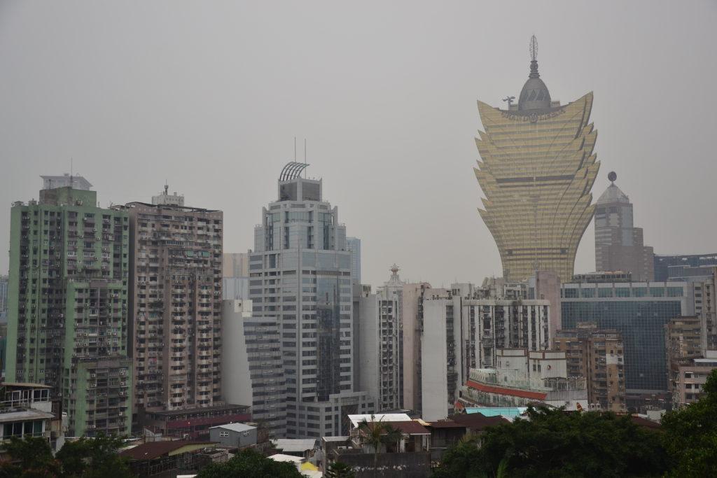 Makau panorama