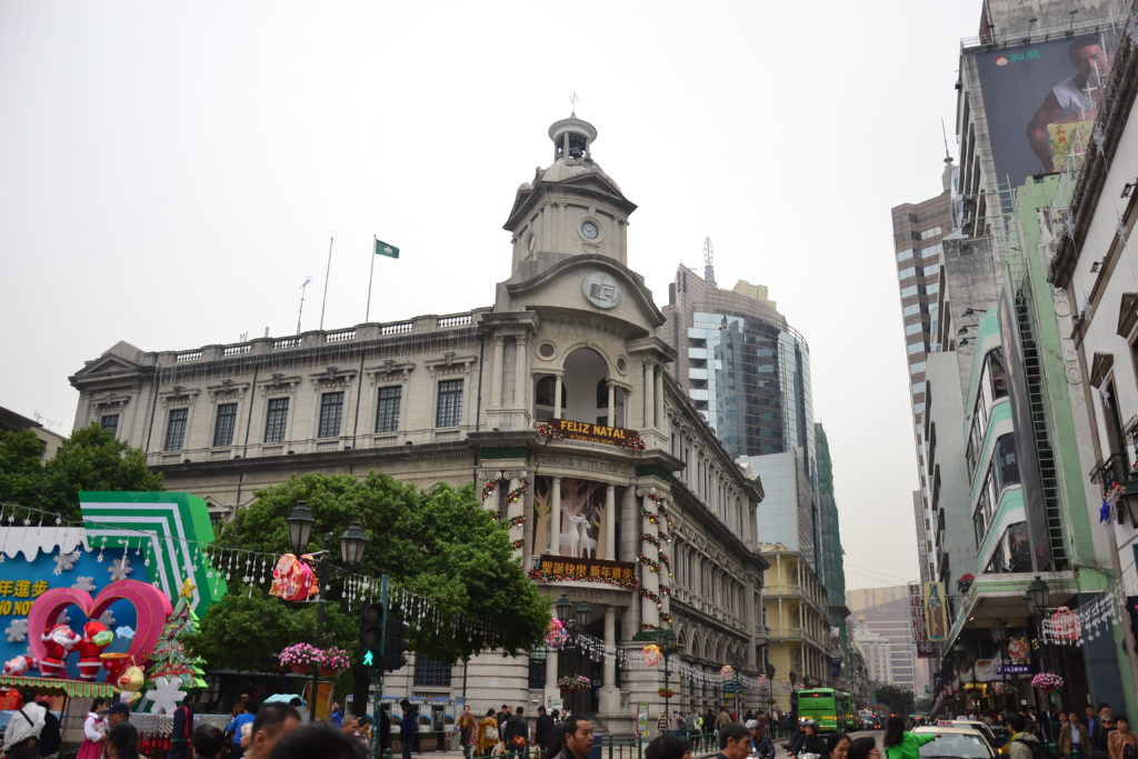 Plac Senado Makau