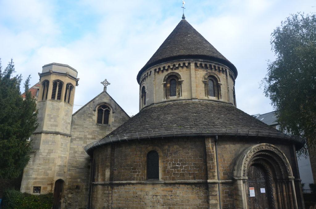Round Church Cambridge