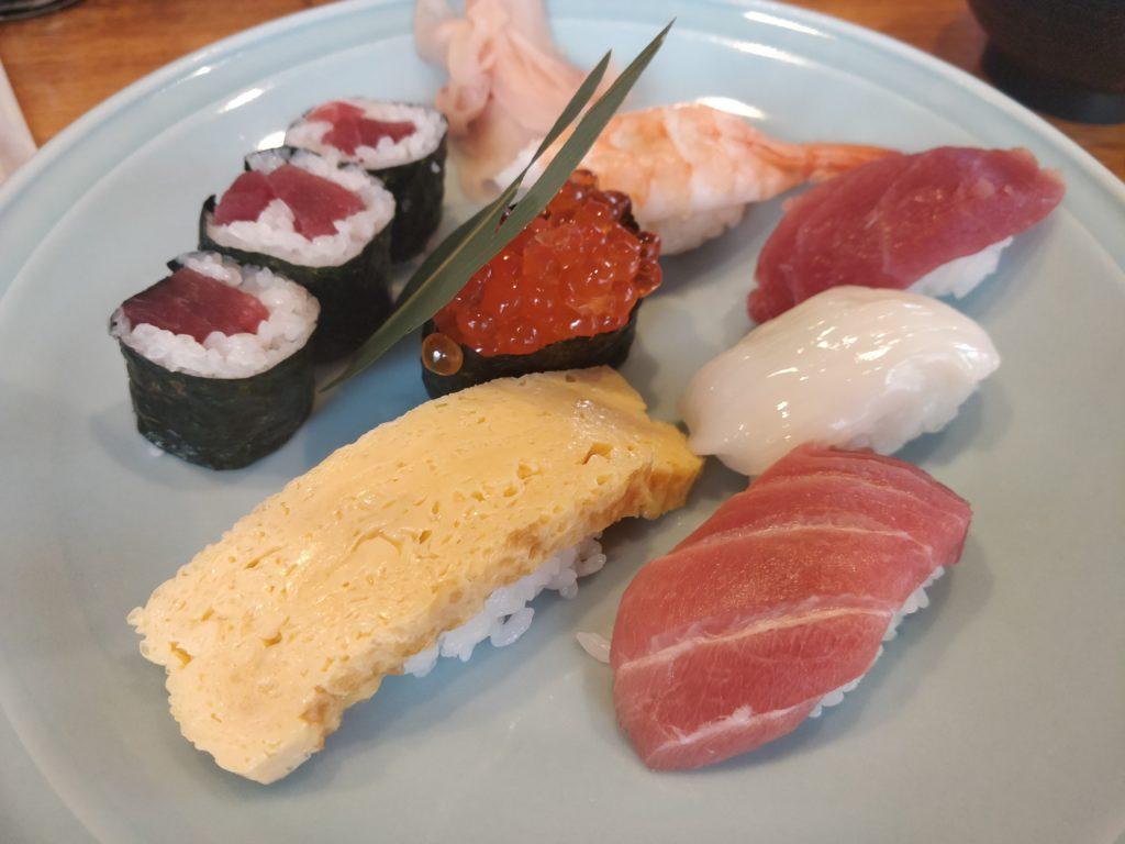 Sushi Japonia