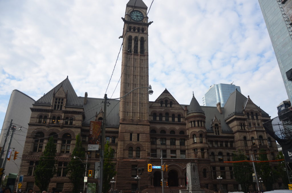 Toronto ulice