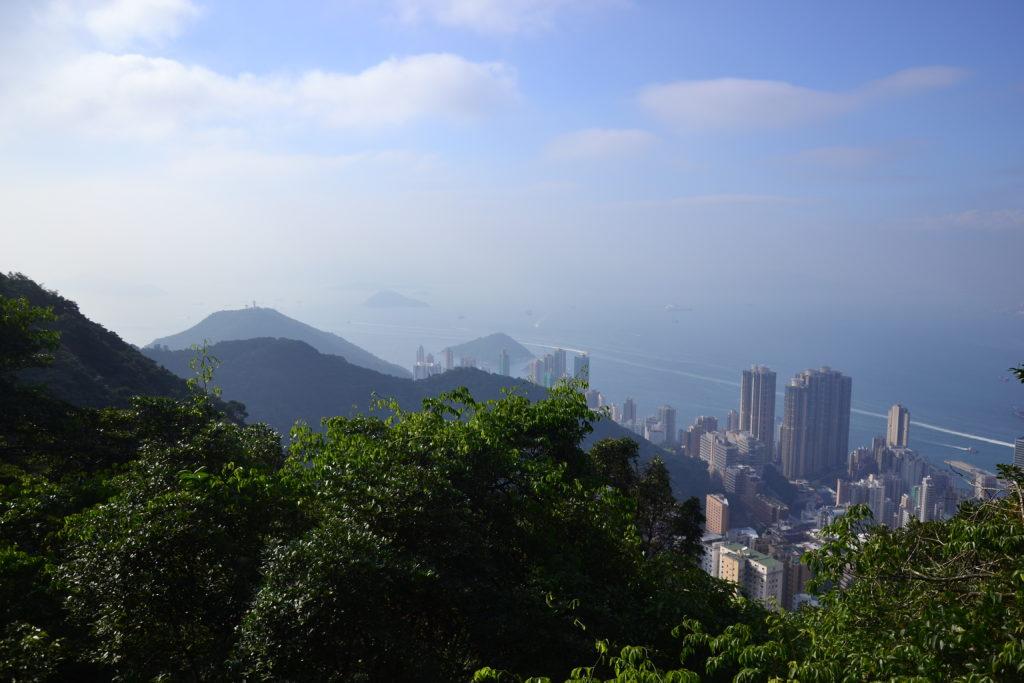 Victoria Peak Hongkong