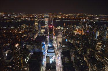 Widok Nowy Jork