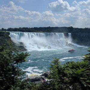 Wodospad Niagara: spełnienie moich podróżniczych marzeń