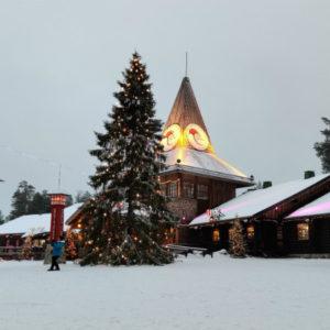 Z wizytą u Świętego Mikołaja w Laponii