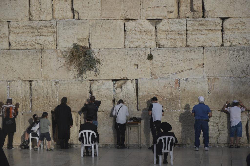 Ściana Płaczu Jerozolima 2