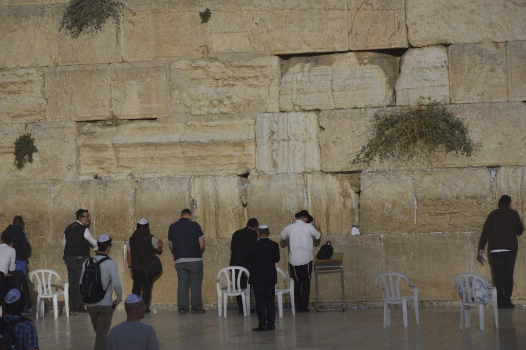 Ściana Płaczu Jerozolima 3