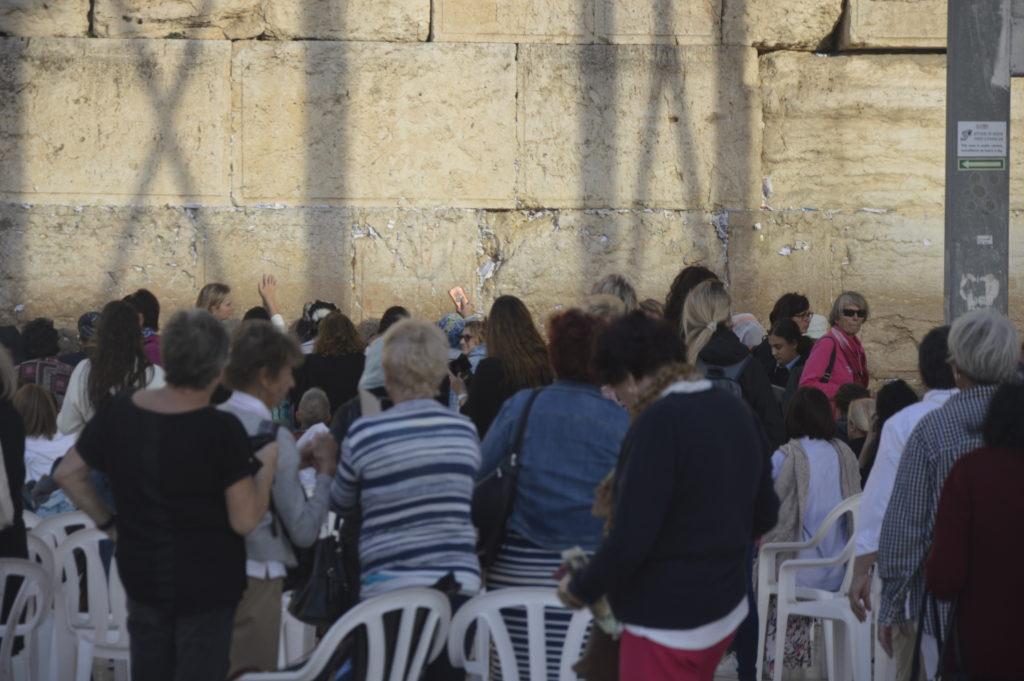 Ściana Płaczu w Szabacie