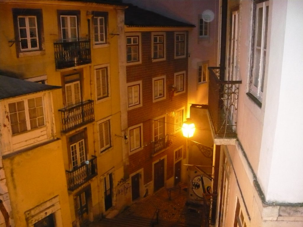 Barrio Alto Lizbona