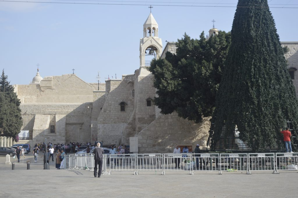 Bazylika Narodzenia Pańskiego Betlejem