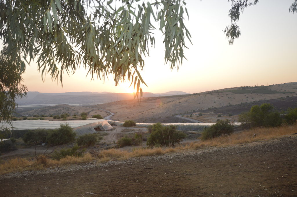 Góra Bogosawiestw w Izraelu
