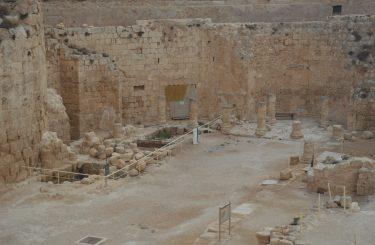 Herodium główny plac