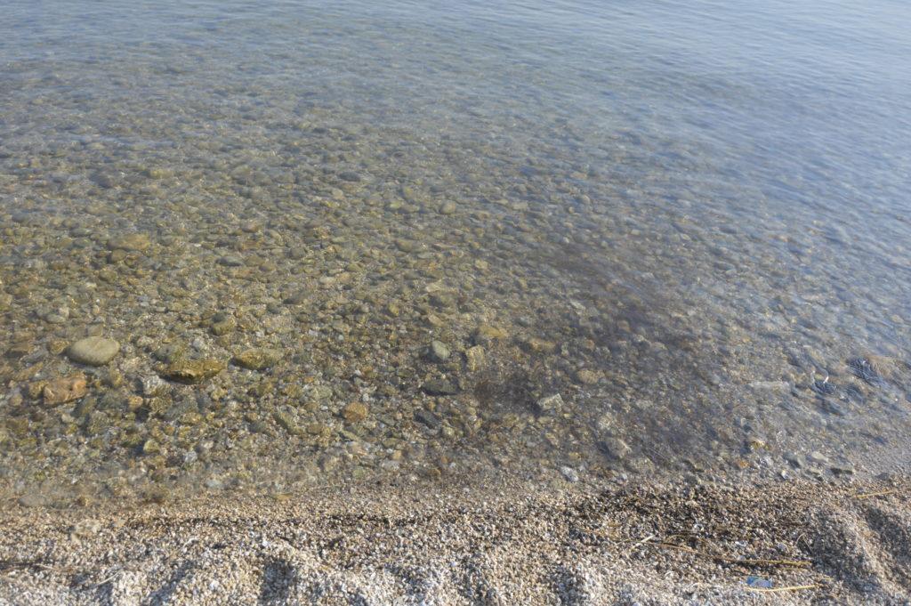 Jezioro Tyberiadzkie Izrael.