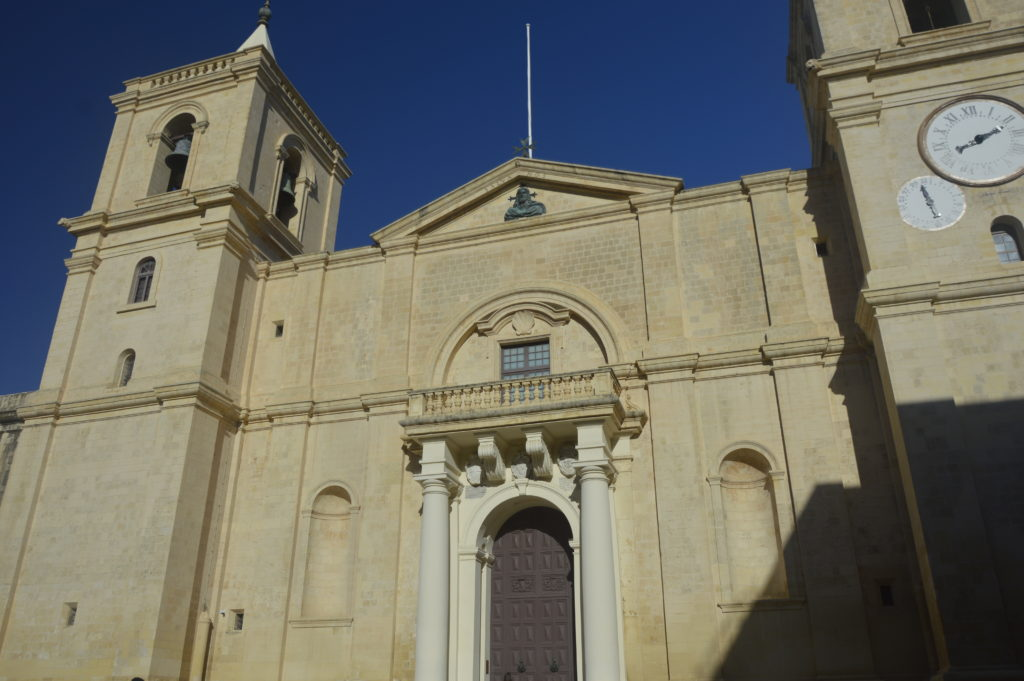 Katedra Sw Jana Valletta