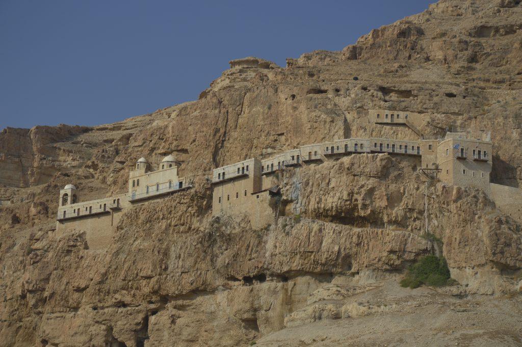 Klasztor na Górze Kuszenia