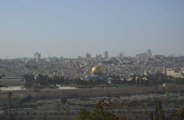 Kopuła na Górze Jerozolima