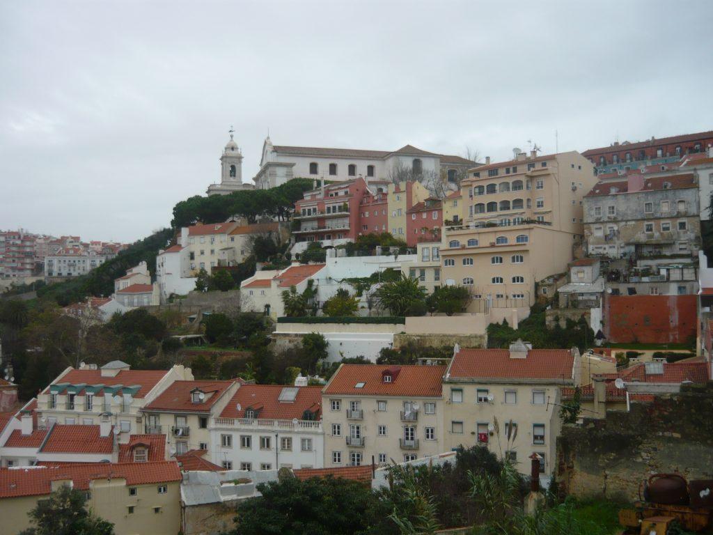 Lizbona architektura