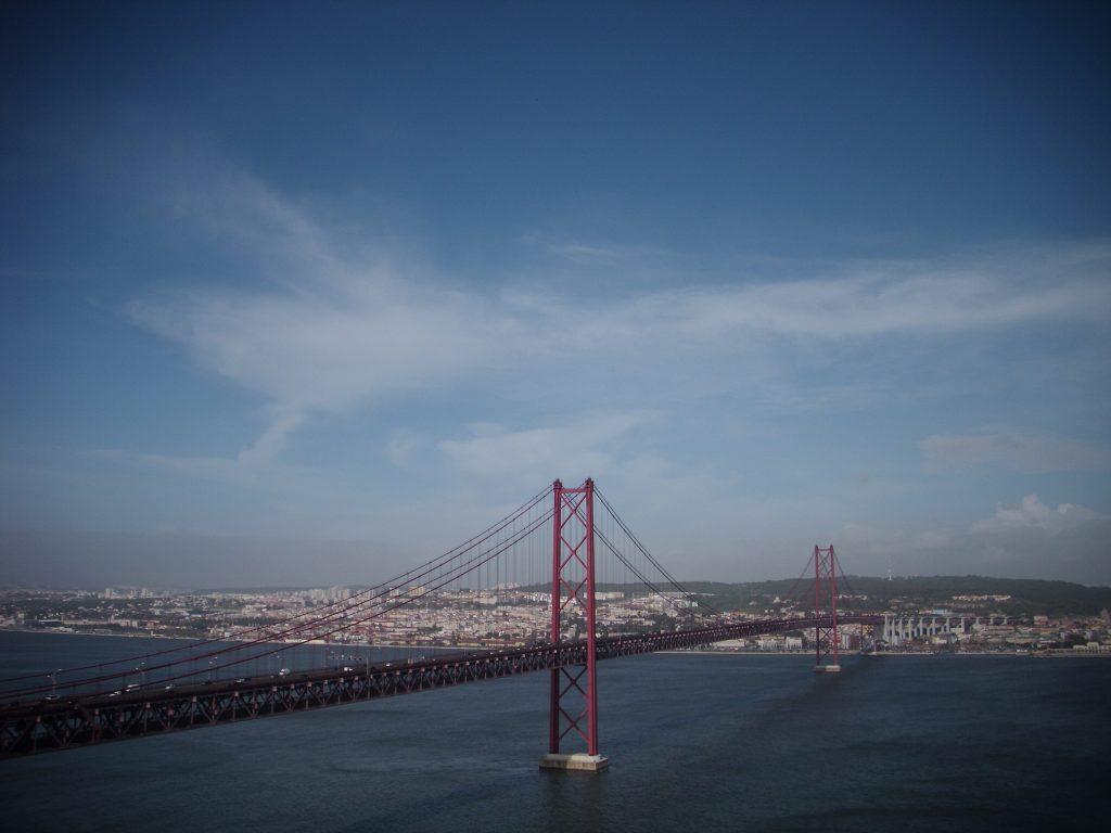 Most w Lizbonie