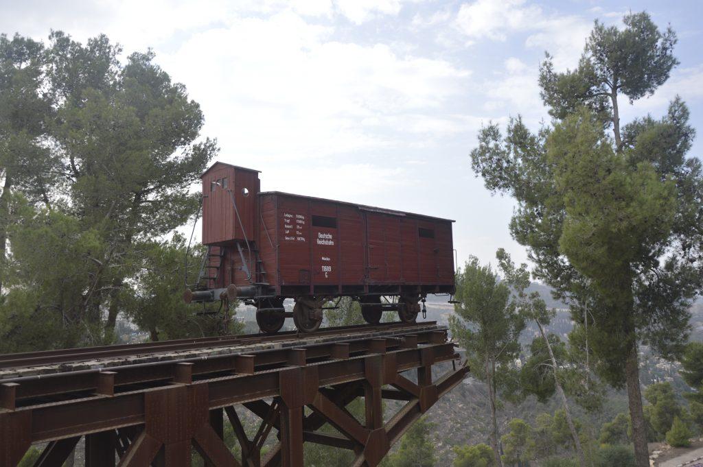 Pociąg Yad Vashem