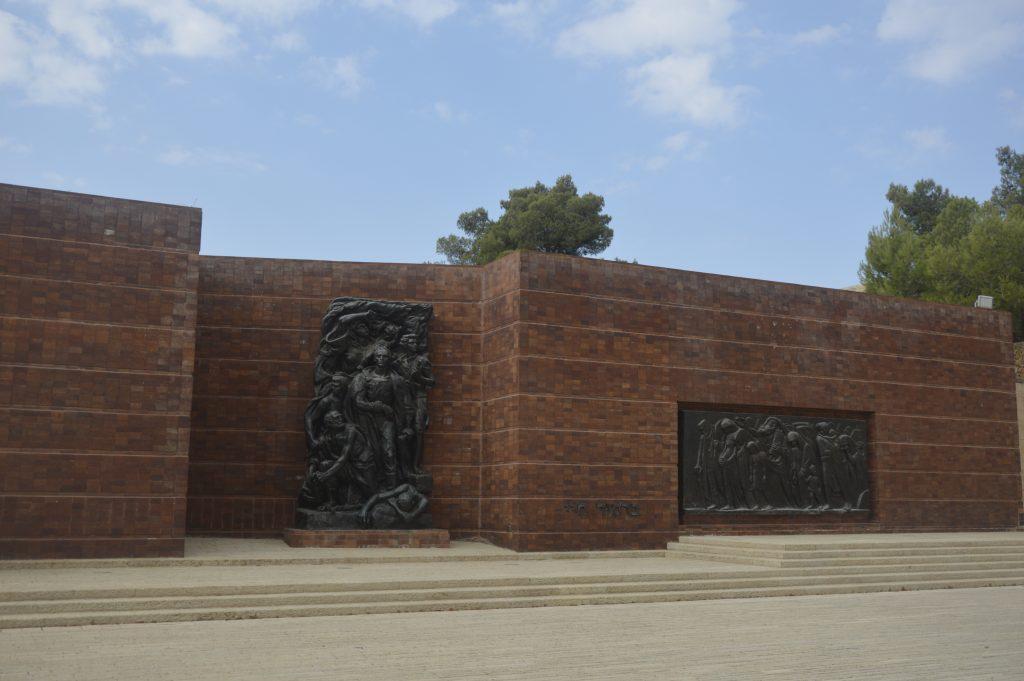 Pomnik Getta Warszawskiego