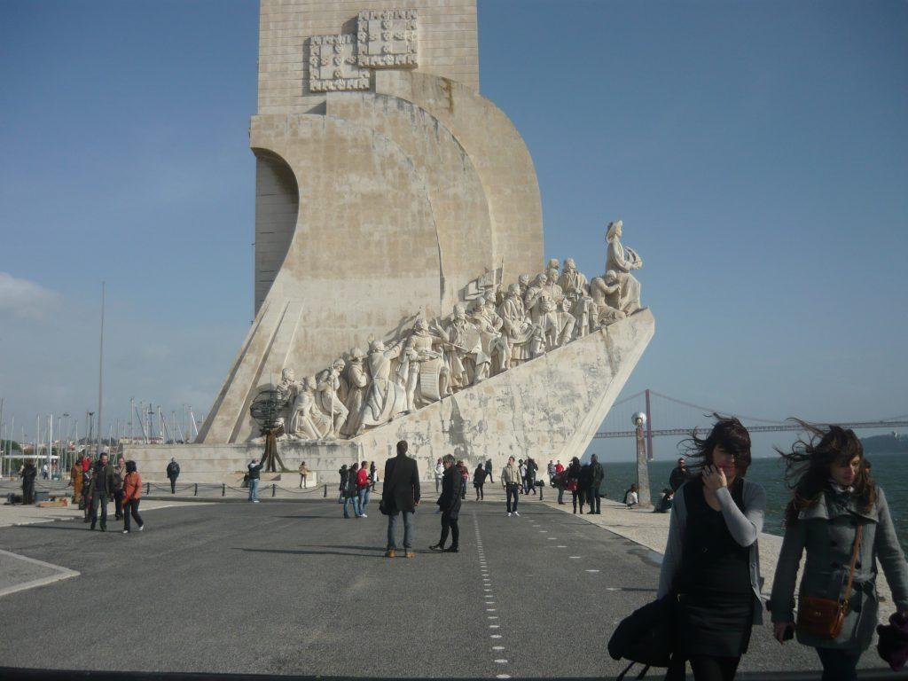 Pomnik Odkrywców Lizbona