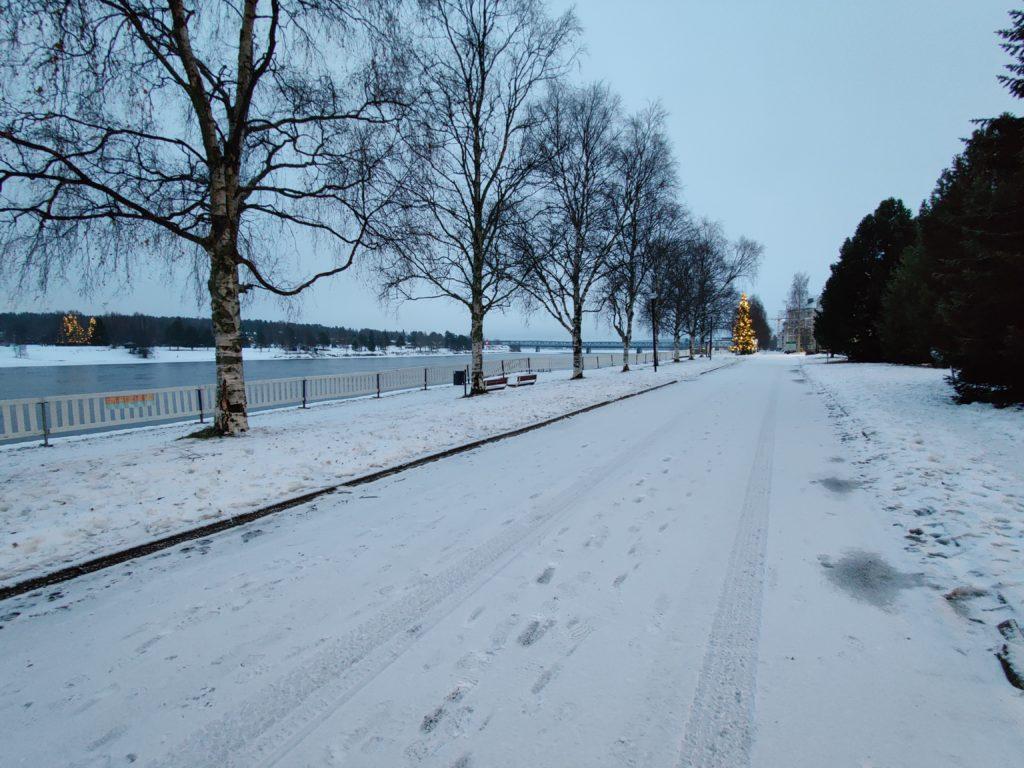 Rovaniemi rzeka