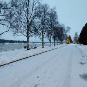 Rovaniemi Finlandia: jak spędzić idealny weekend