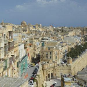 Valletta, czyli o najmniejszej stolicy europejskiej