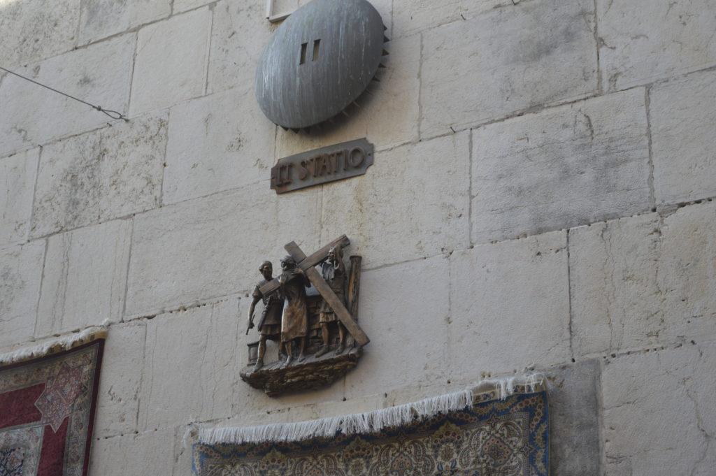 Via Dolorosa Jerozolima