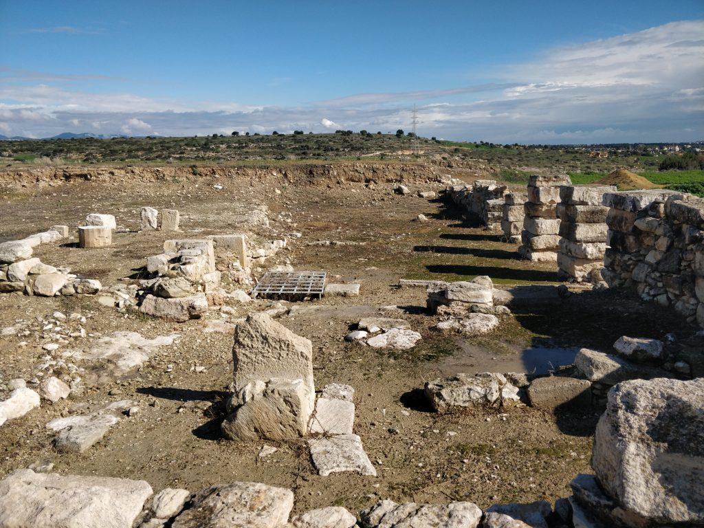 Budowla Hellenistyczna