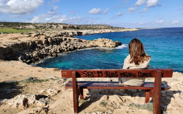 Cypr Capo Greco