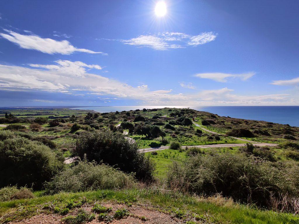 Cypr panorama