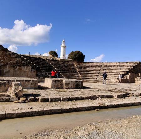 Pafos (Paphos) na Cyprze - mój pomysł na zwiedzanie