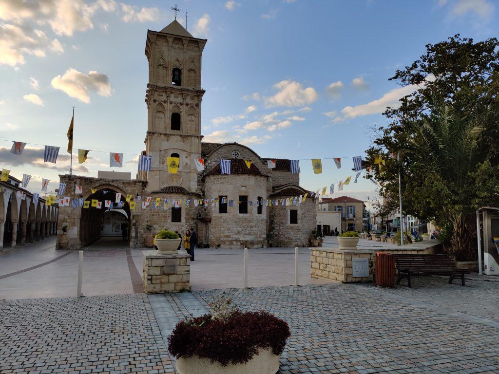 Kościół Łazarza Larnaka