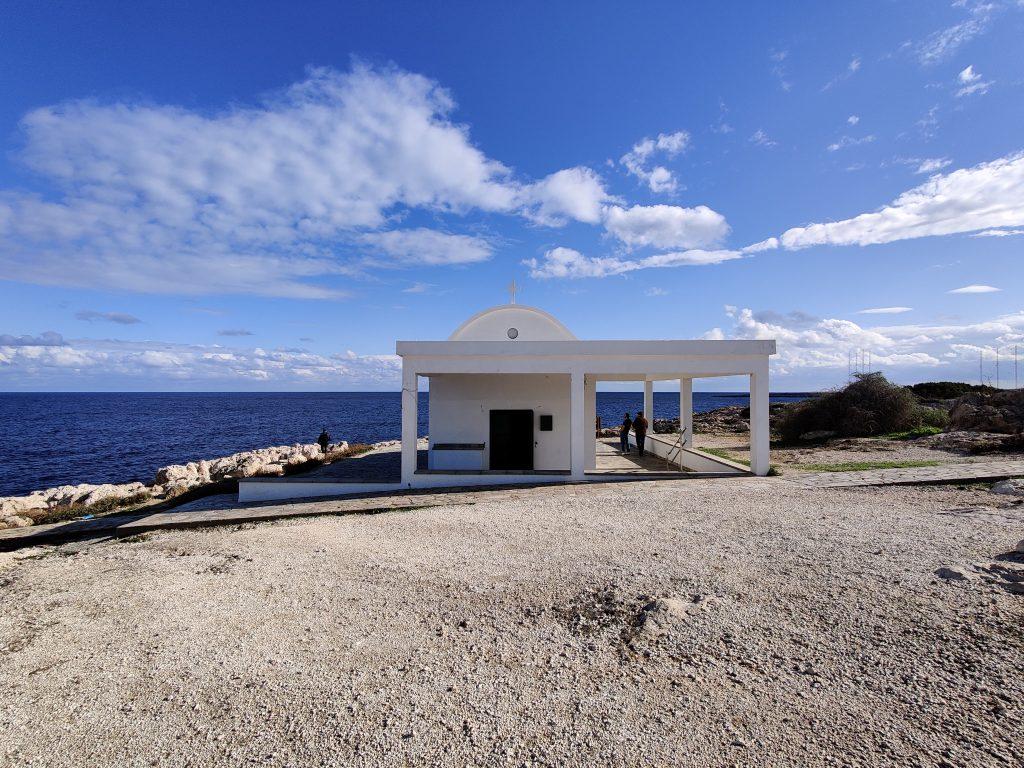 Kosciól Cape Greco