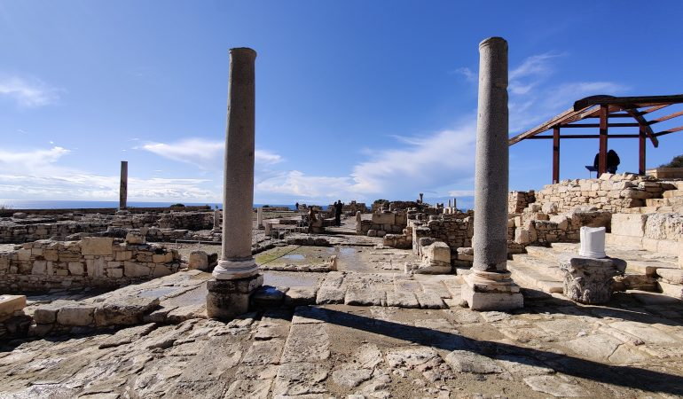 Kourion Cypr