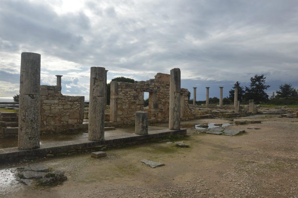 Kourion zdjęcia