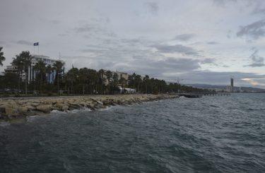 Limassol wybrzeze