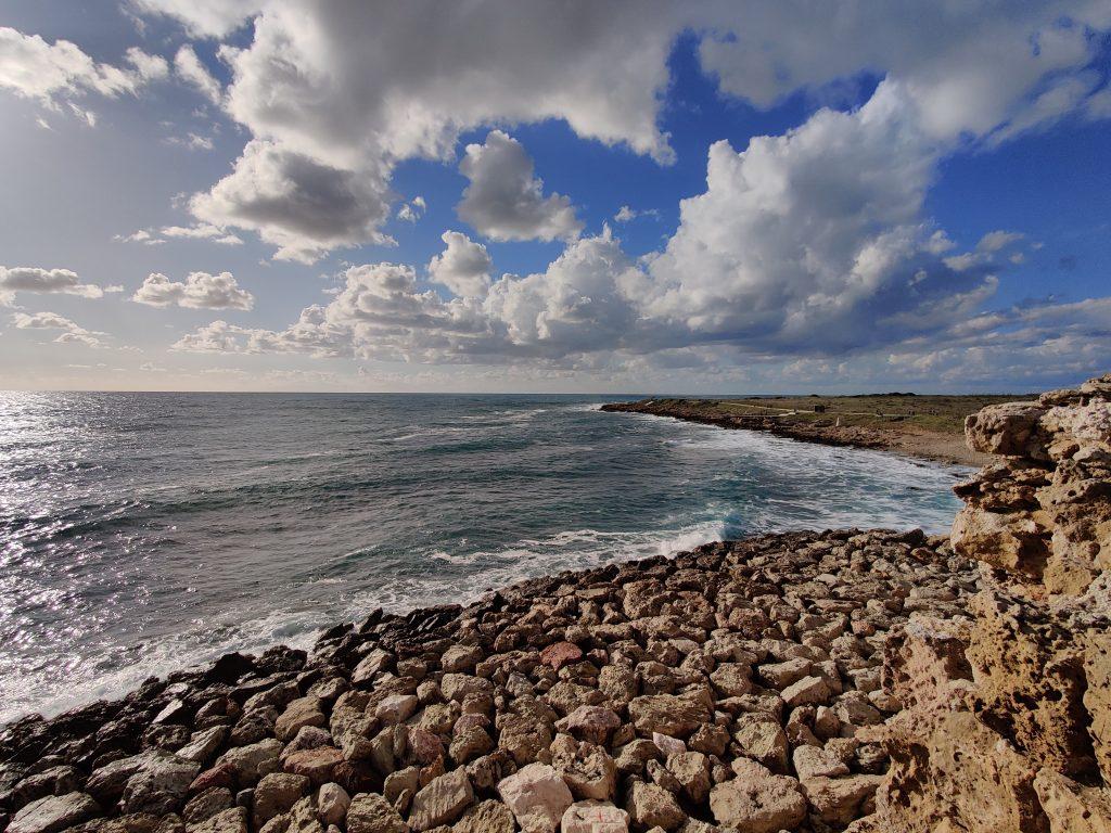 Pafos morze