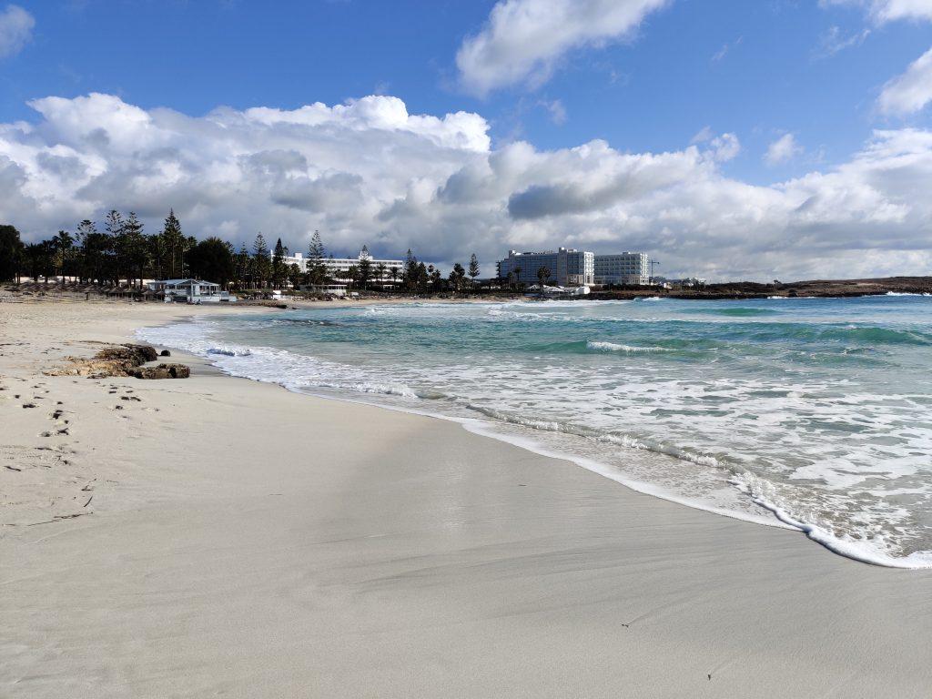 Plaża Nissi