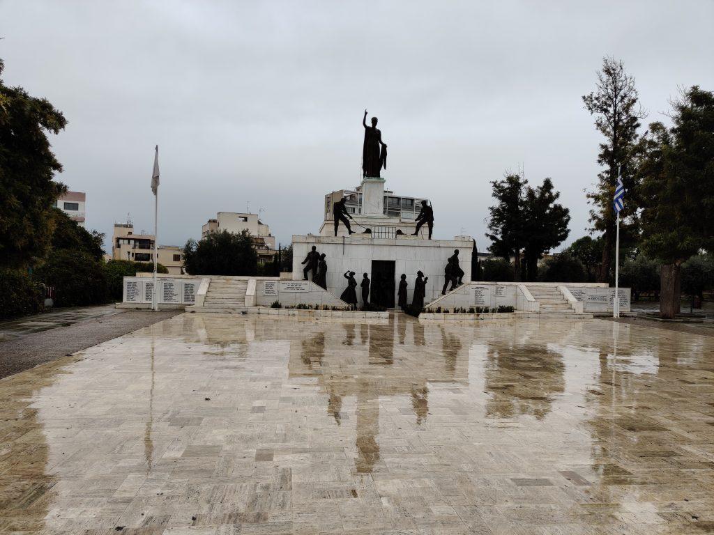 Pomnik Obrońców Cypru