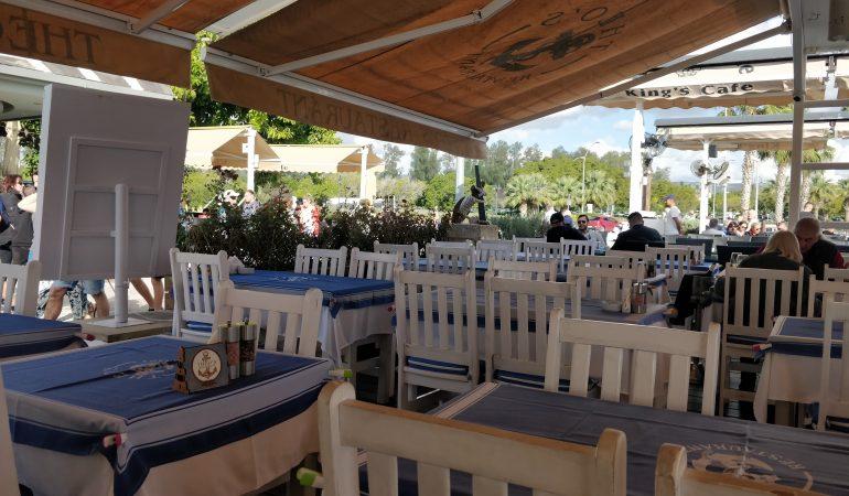 Restauracje Cypr