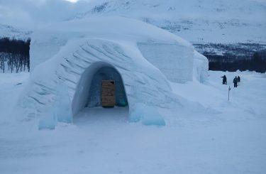 Hotel lodowy