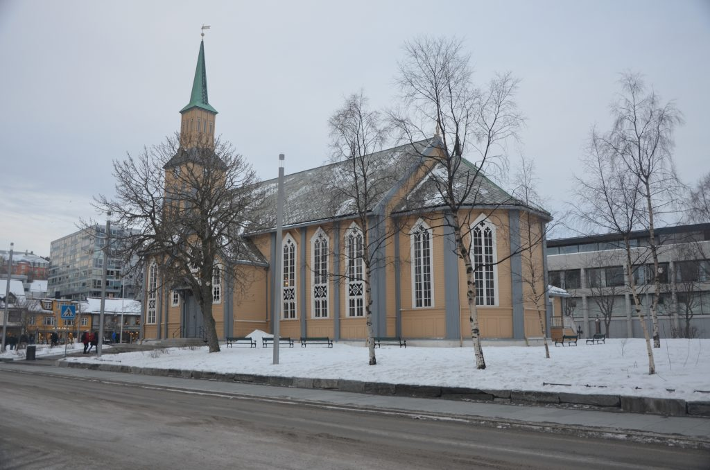 Katedra Tromso